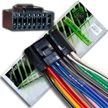 Kenwood 16 Pin Wire Harness on kenwood remote control, kenwood wiring-diagram, kenwood instruction manual, kenwood ddx6019, kenwood power supply,