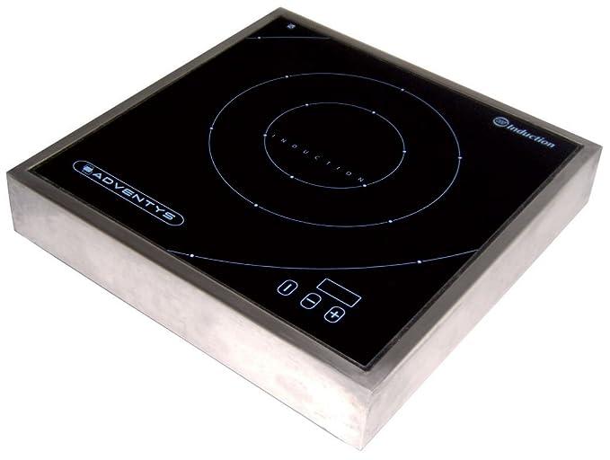 Cuisineonly - Placa de inducción - 2.2 kW. Cocina: de Horno ...