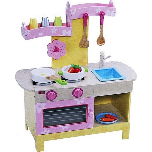 Serra Baby Mentari Wooden Kitchen Kit by Serra Baby