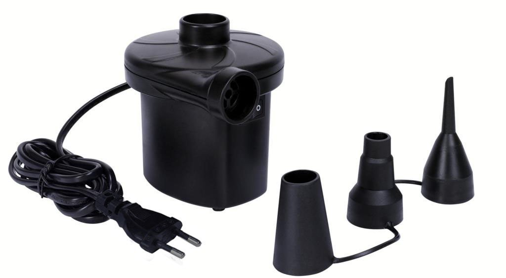 stermay Ac Electric Vacuum Air Pump - Quickly Inflates / Deflates Sofa, Bed, Swimming Pool Tubes, Toys,Air Bags, Mattresses