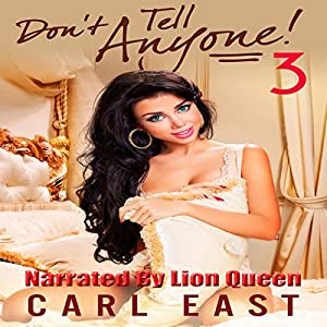 Don't Tell Anyone 3  Audiobook