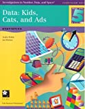 Data, Grade 5 : Kids, Cats, and Ads - Statistics, Rubin, Andee and Mokros, Jan, 1572328045