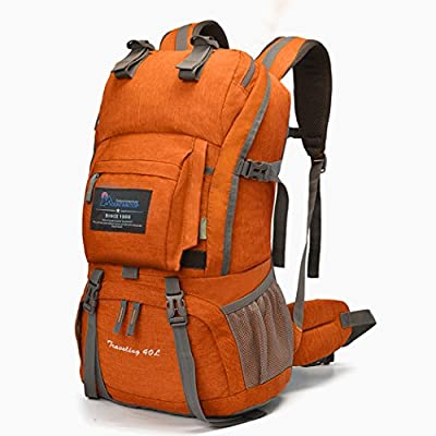 Mountaintop 40 Liter Water-resistant Camping Backpck-5812I