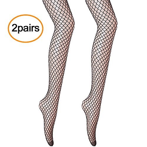 Women's Fishnets Stockings Tights,Ladies Black Mesh Tight Women Sexy Net Panty-hose Lady Hollowed-out Fishnet Leggings (medium) (Tights Large Fishnet)