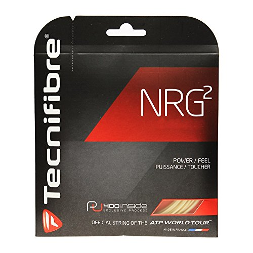 Tecnifibre NRG2 SPL Tennis String Set-Black-16