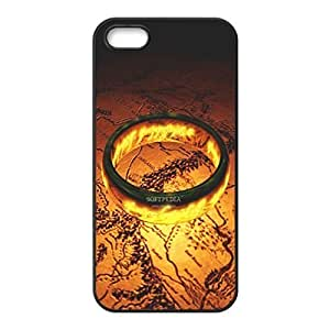 SUUER The Lord Of The Rings Personalized Custom Plastic Hard CASE for iPhone 5 5s Durable Case Cover WANGJING JINDA