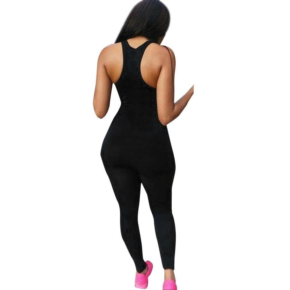 Amazon.com: Hemlock Sport Jumpsuit, chaleco sin mangas para ...