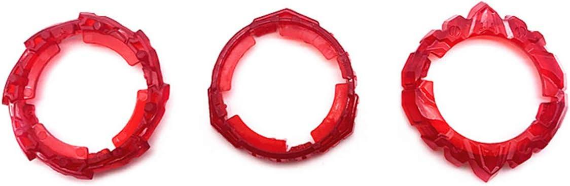 Gyro Combat Ring DIY Accessoires Toupies pour Burst Toupies Cho-Z Dieu BeyBlad Jouet No.3 Assault chenpaif Gyro Combat Ring