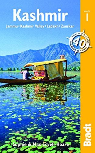 Kashmir: including Ladakh and Zanskar (Bradt Travel Guides)