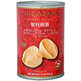 Geomar Gourmet Seafood, Locos, 15-Ounce Can