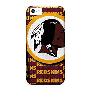 KerryParsons Iphone 5c Shock Absorption Hard Phone Covers Customized Beautiful Washington Redskins Pictures [Nim17822Jyhb]