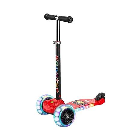 Patinetes Scooter para niños Scooter 2-12 años de una Sola ...