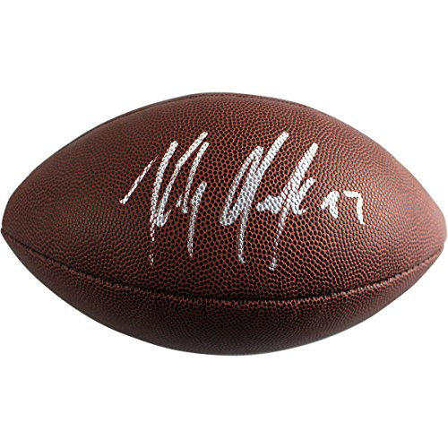 (Rob Gronkowski New England Patriots Signed Autograph Football Steiner Sports Certified)