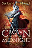 """Crown of Midnight (Throne of Glass)"" av Sarah J. Maas"
