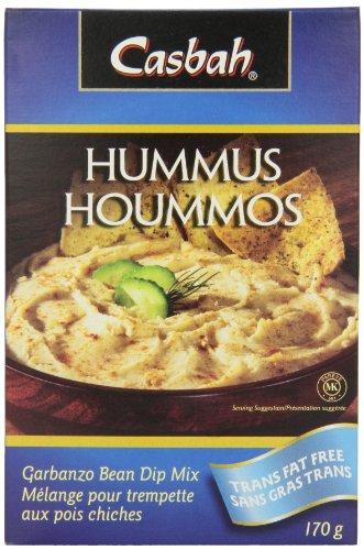 Casbah Hummus - 1