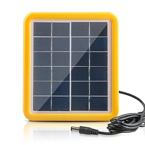 crystalline PET + EVA 2W 6V Laminated Mini Solar Cell Panel for Solar Lighting Outdoor Power Supply (Laminated Panels)