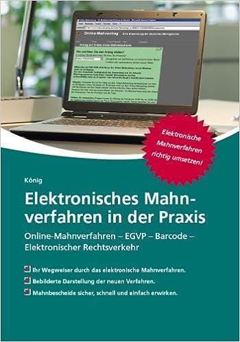Elektronisches Mahnverfahren In Der Praxis Online Mahnverfahren