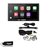 Alpine iLX-107 7 Inch Mech-less Receiver with Wireless Apple CarPlay & Backup Camera