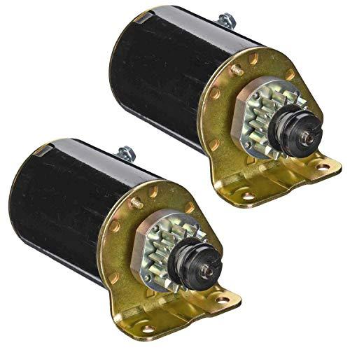 Lawn & Garden Equipment Engine Starter Motor Genuine Original Equipment Manufacturer (OEM) Part - Briggs & Stratton 593934