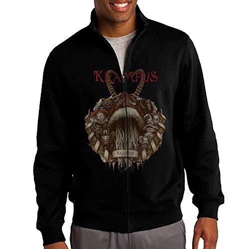 - Krampus Movie Mens Sportswear Hoodie Jacket