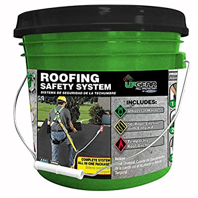 Upgear by Werner Roofing Safety System