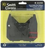 Smith Corona K22200 Correctable Film Black Ribbon, Pack of 2