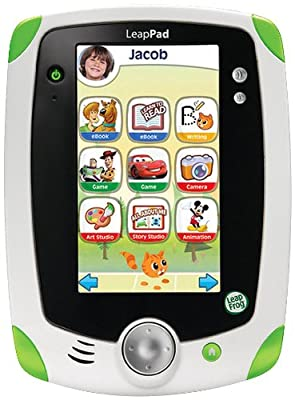 Leapfrog Leappad1 Explorer Learning Tablet Green by LeapFrog