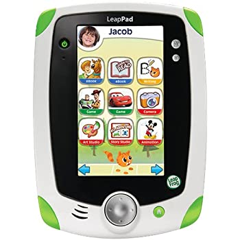LeapFrog LeapPad1 Explorer Learning Tablet, green