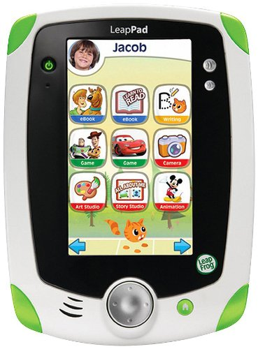 LeapFrog LeapPad1 Explorer Learning Tablet, green
