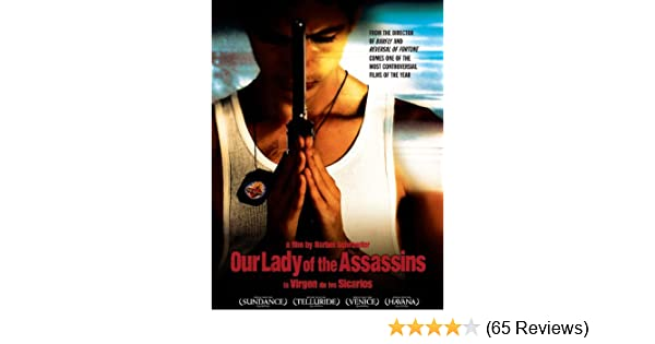 Watch Our Lady of the Assassins | Prime Video