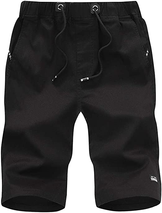 Summer Beach Shorts Cotton Comfy Swim Shorts Casual Swim Trunks Premium Mens Board Shorts
