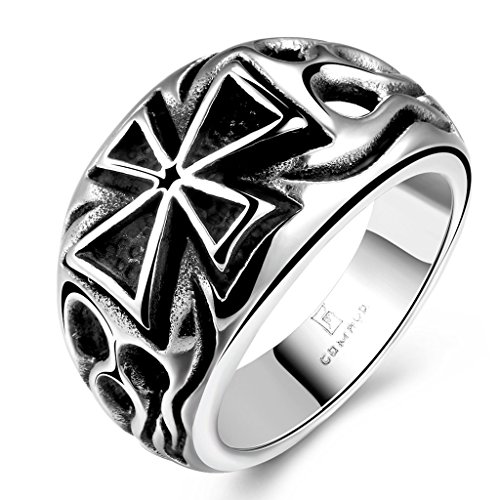 james avery ring cross - 7