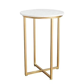 Amazon.com: GUO XINFEN Sofa Side Table Corner Simple Small ...