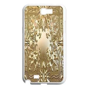 RAP idol Jay-z phone Case Cove For Samsung Galaxy Note 2 Case XXM9194320