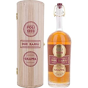 Poli Due Barili Barrique Grappa - 700 ml 10 spesavip