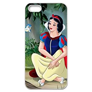 Snow White Iphone 5 5s White Phone Case Cover LSK2393