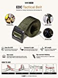 CQR Tactical Belt, Military Style Heavy Duty