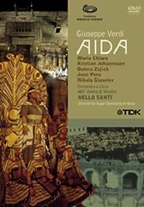 Giuseppe Verdi: Aida - Santi (Sous-titres français) [Import]