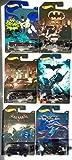 Hot Wheels, 2015 Batman, Bundle Set of 6 Exclusive Die-Cast Vehicles