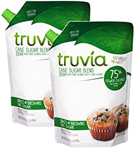 Truvía Cane Sugar Blend 24 oz - Pack of 2