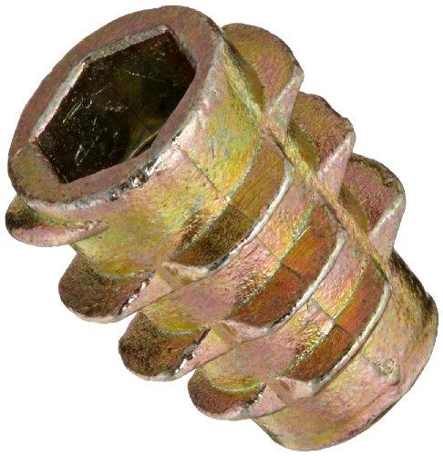 ert, Zinc, Hex-Flush, #10-32 Internal Threads, 13mm Length (Pack of 50) ()