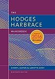 img - for Hodges Harbrace Handbook, 2016 MLA Update book / textbook / text book