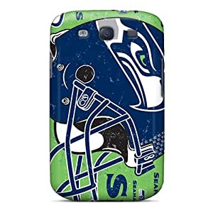 Abrahamcc Design High Quality Seattle Seahawks Cover Case With Excellent Style For Galaxy S3