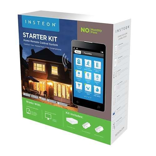 Insteon Starter Kit With On/off Modules