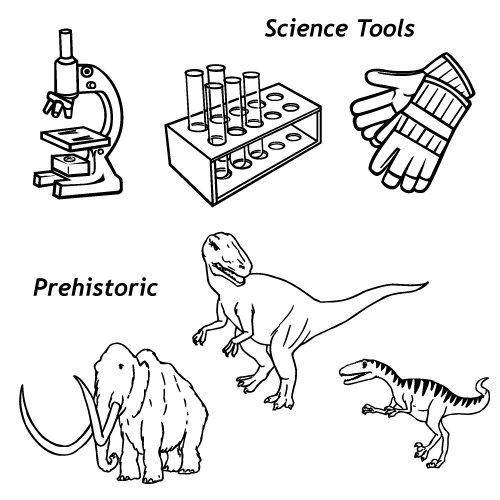 Amazon.com: 1, 2, 3 Science Fonts, Version 3