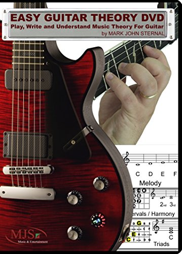 Theory Sheets (EASY GUITAR THEORY DVD - Play, Write and Understand Music Theory for Guitar)
