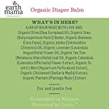 Organic Diaper Balm by Earth Mama | Safe