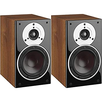 DALI - ZENSOR 1 - Bookshelf Speakers in Light Walnut (Pair)