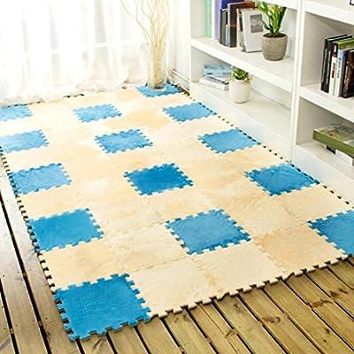 Baby Puzzle Mat Vibola Soft Patchwork Carpet Splice Baby Mat 1PCS