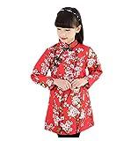 EXCELLANYARD Girl's Cheongsam Chinese Qipao Dress